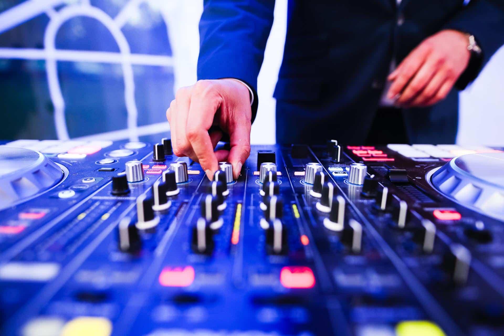 DJ Freddy Arévalo - Photo by Dennis Jagusiak