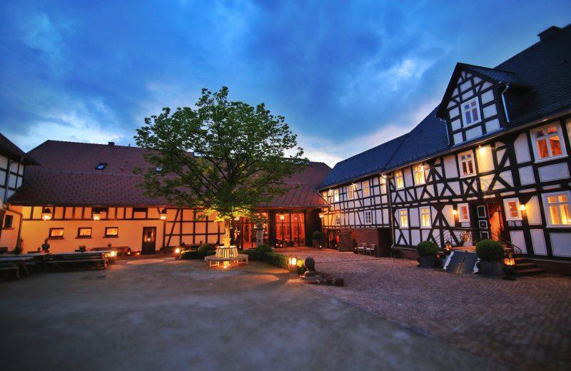 Hofgut Dagobertshausen - Hochzeitslocation Marburg