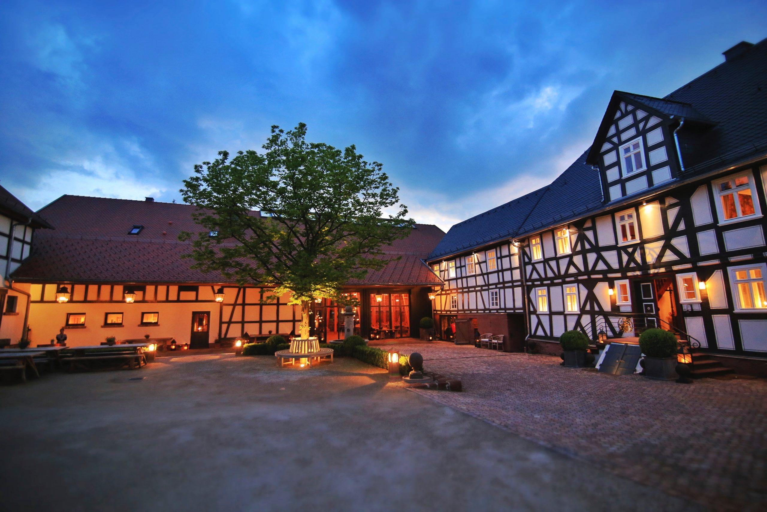 Hochzeitslocation in Marburg - Hofgut Dagobertshausen