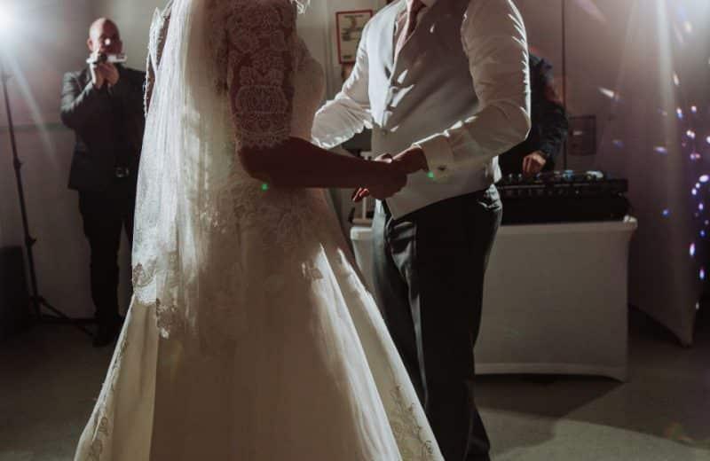 Der Hochzeitstanz - Photo by Franziska Hain Photographie