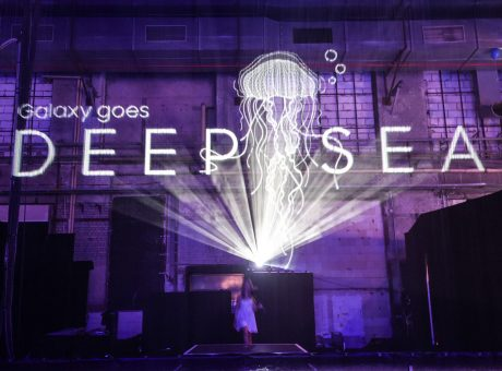 Samsung Goes Deep Sea - Corporate-DJ Mainz - Firmenevent