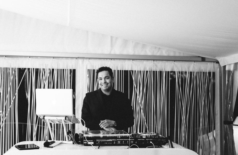 Hochzeits-DJ Freddy Arévalo - Einfach Freddy - Photo by Claudia Simchen Fotografie