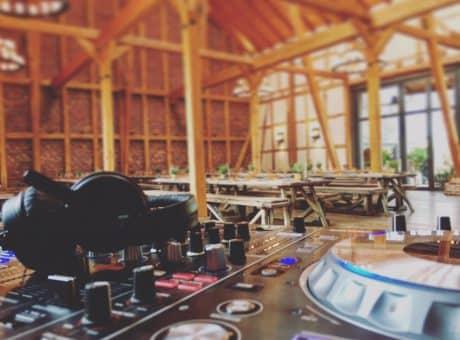 Eine traumhafte Hochzeitslocation - Hofgut Dagobertshausen - Hochzeits-DJ Einfach Freddy