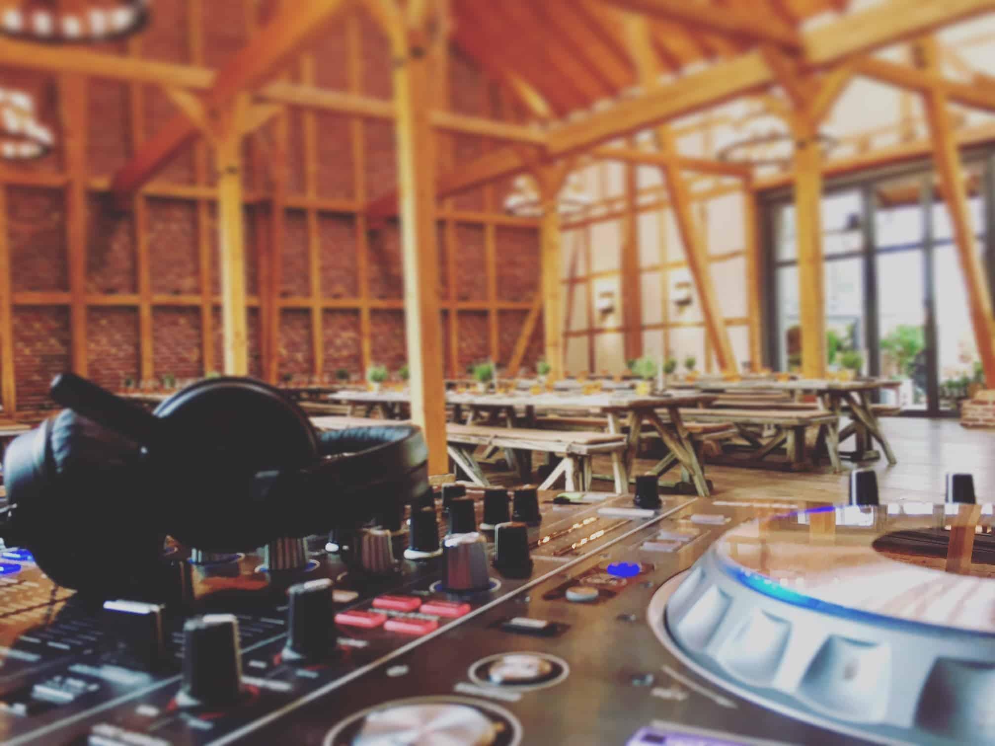 10 Gründe für einen DJ-Check der Hochzeitslocation