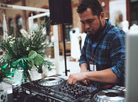 Top-DJ Einfach Freddy