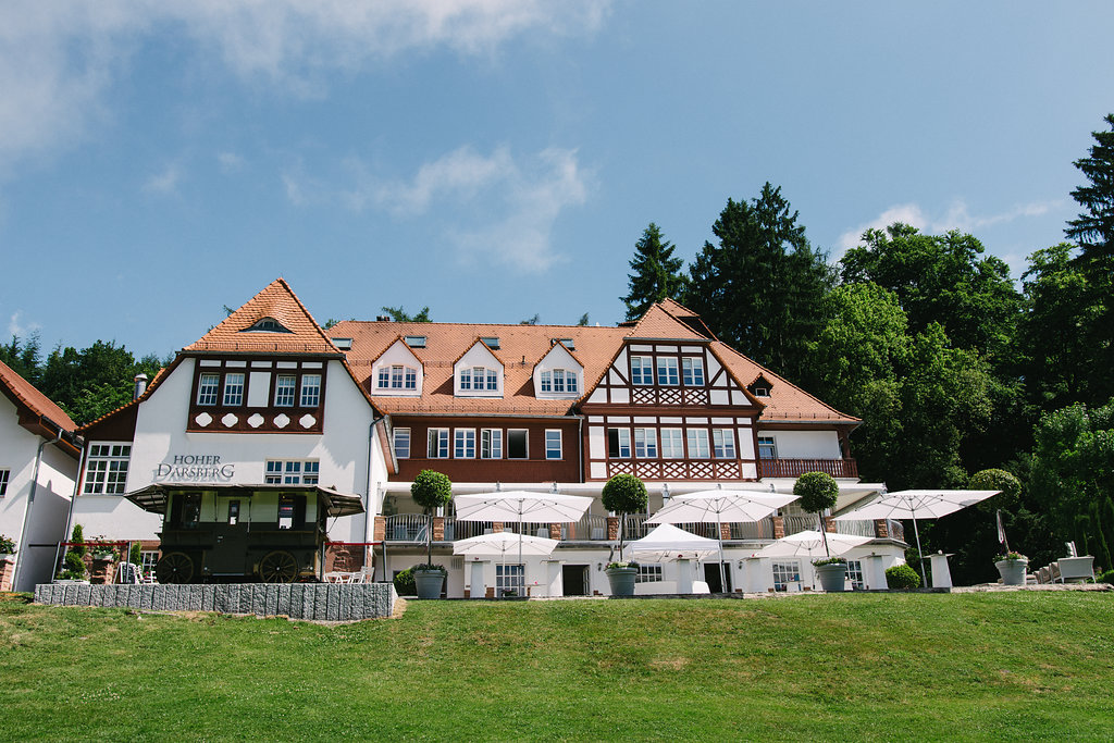 Hoher Darsberg - DIE Hochzeitslocation