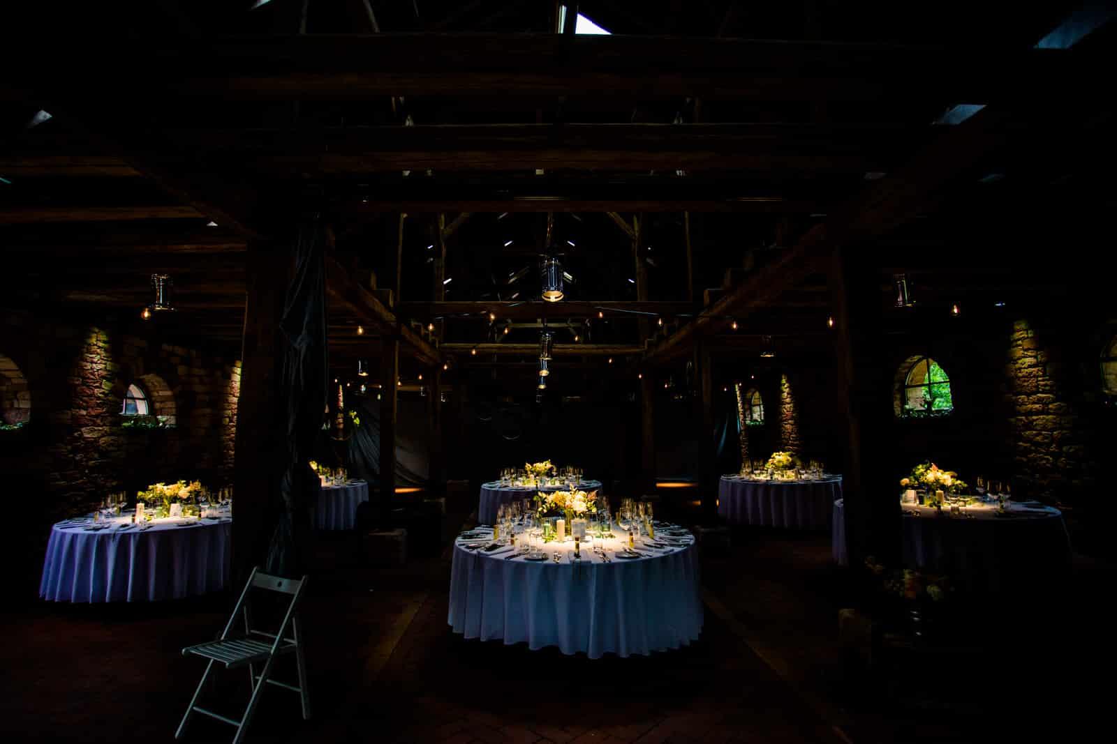 Scheunen-Hochzeit im Gutshof Unterbessenbach