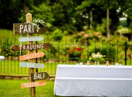 5 Tipps für Brautpaare bei der Hochzeitsplanung