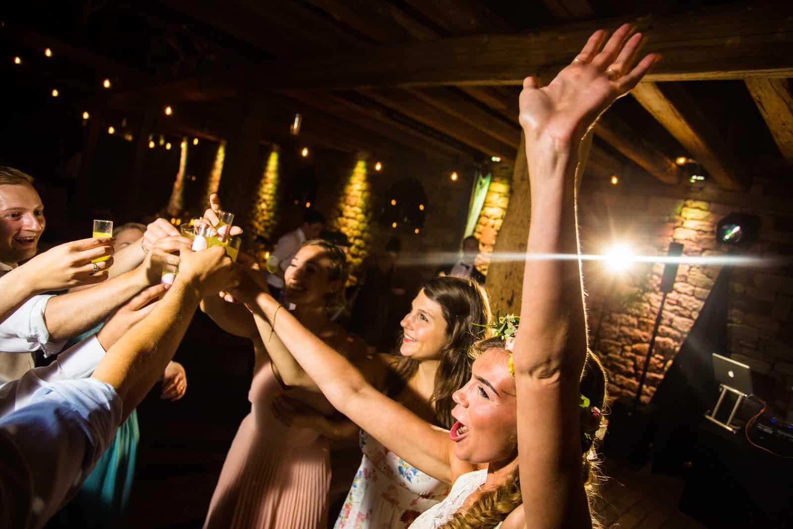 Hochzeit feiern im Gutshof Unterbessenbach