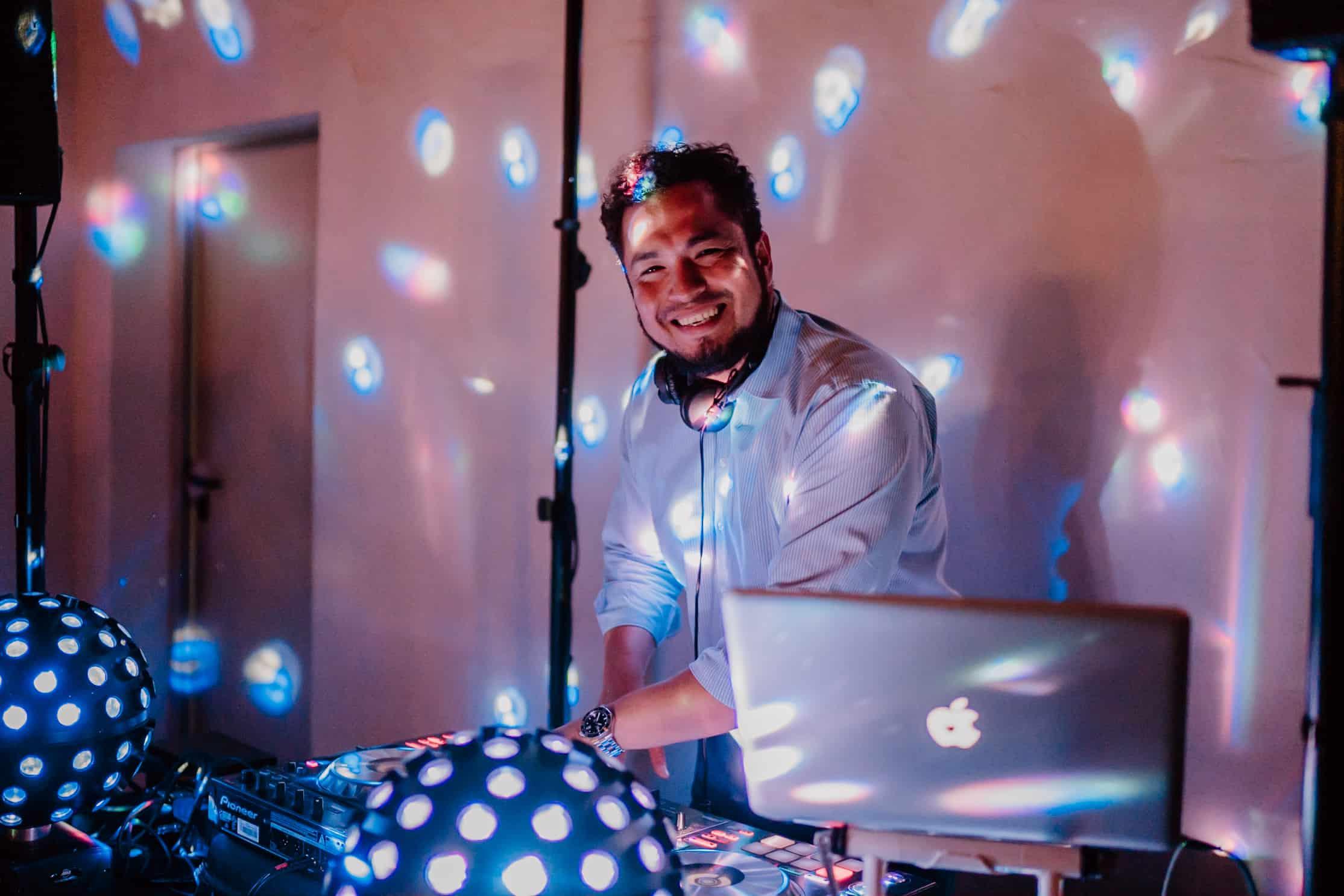 Einfach Freddy - Event- und Hochzeits-DJ - Photo by Tina Rösler