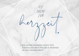 Herzzeit - Die After Wedding Party
