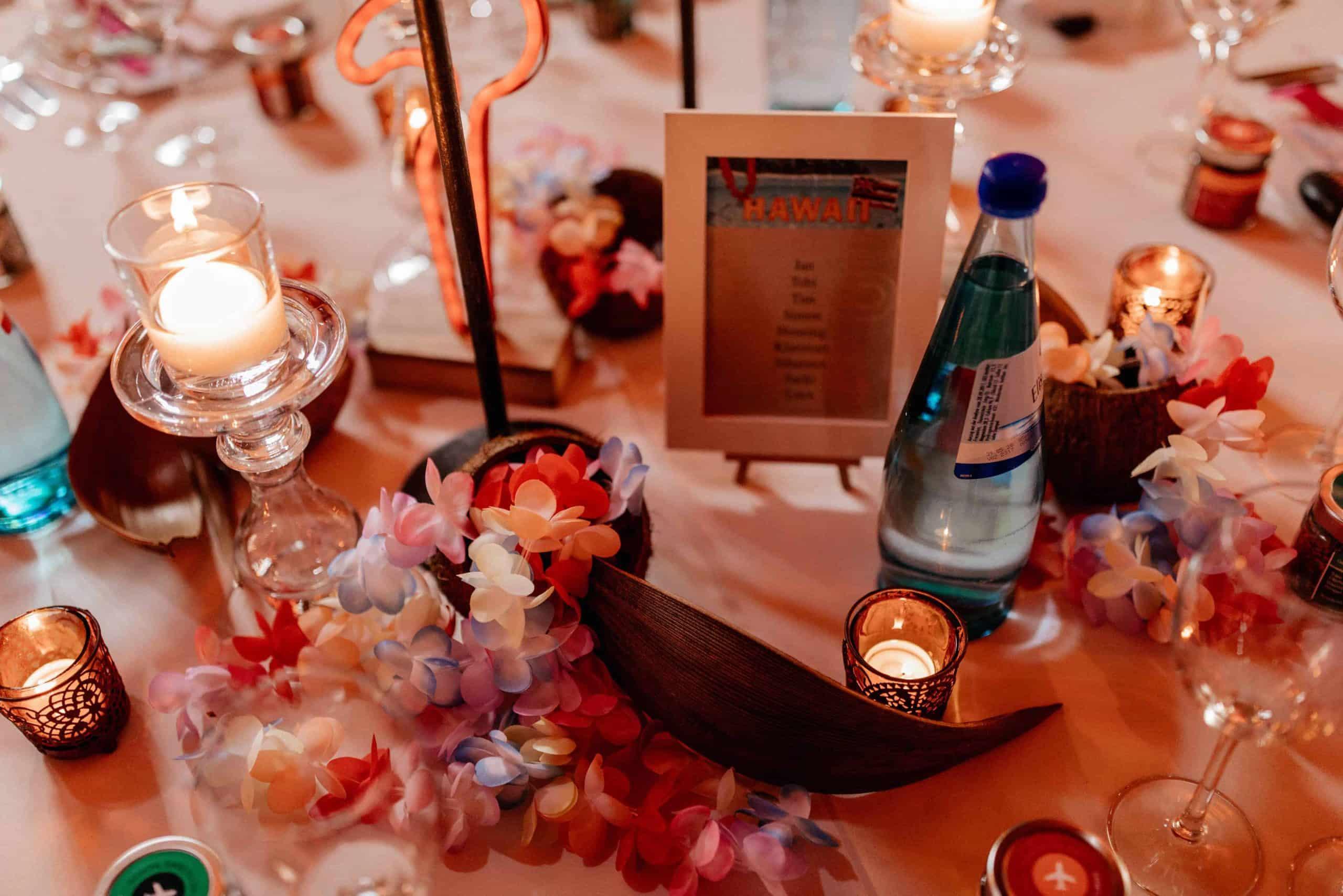 Hochzeits-Deko Mischa Buschmann - DJ-Hochzeit-Gründau
