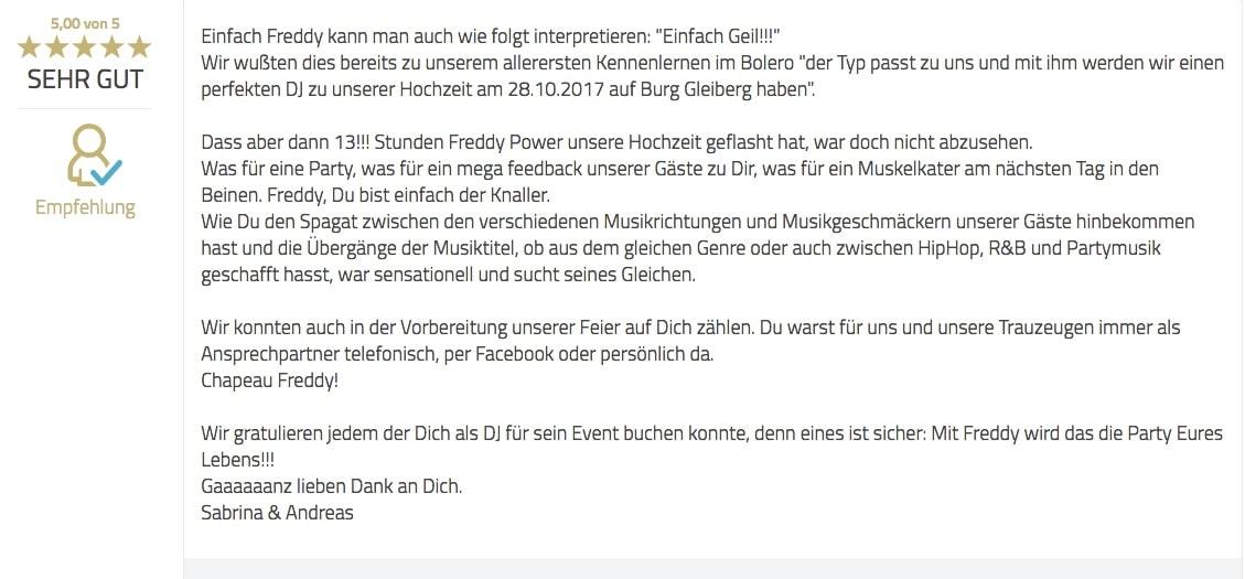 DJ-Empfehlung-Giessen-Hochzeit