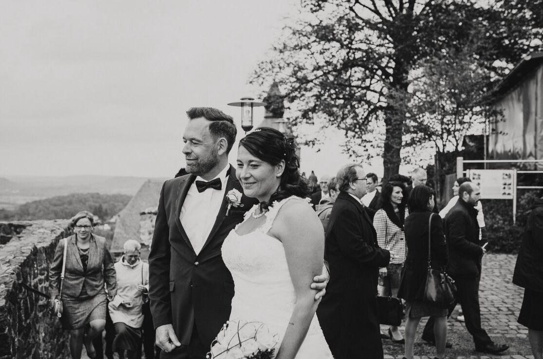 Heiraten und Hochzeit feiern auf Burg Gleiberg