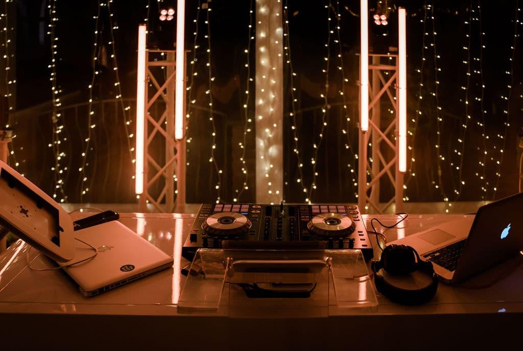Aus Liebe zur Musik - Hochzeits-DJ