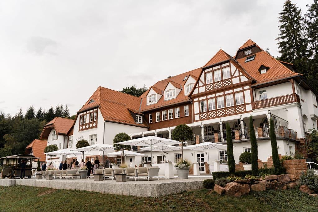 DJ-Neckarsteinach - Heiraten auf dem Hohen Darsberg