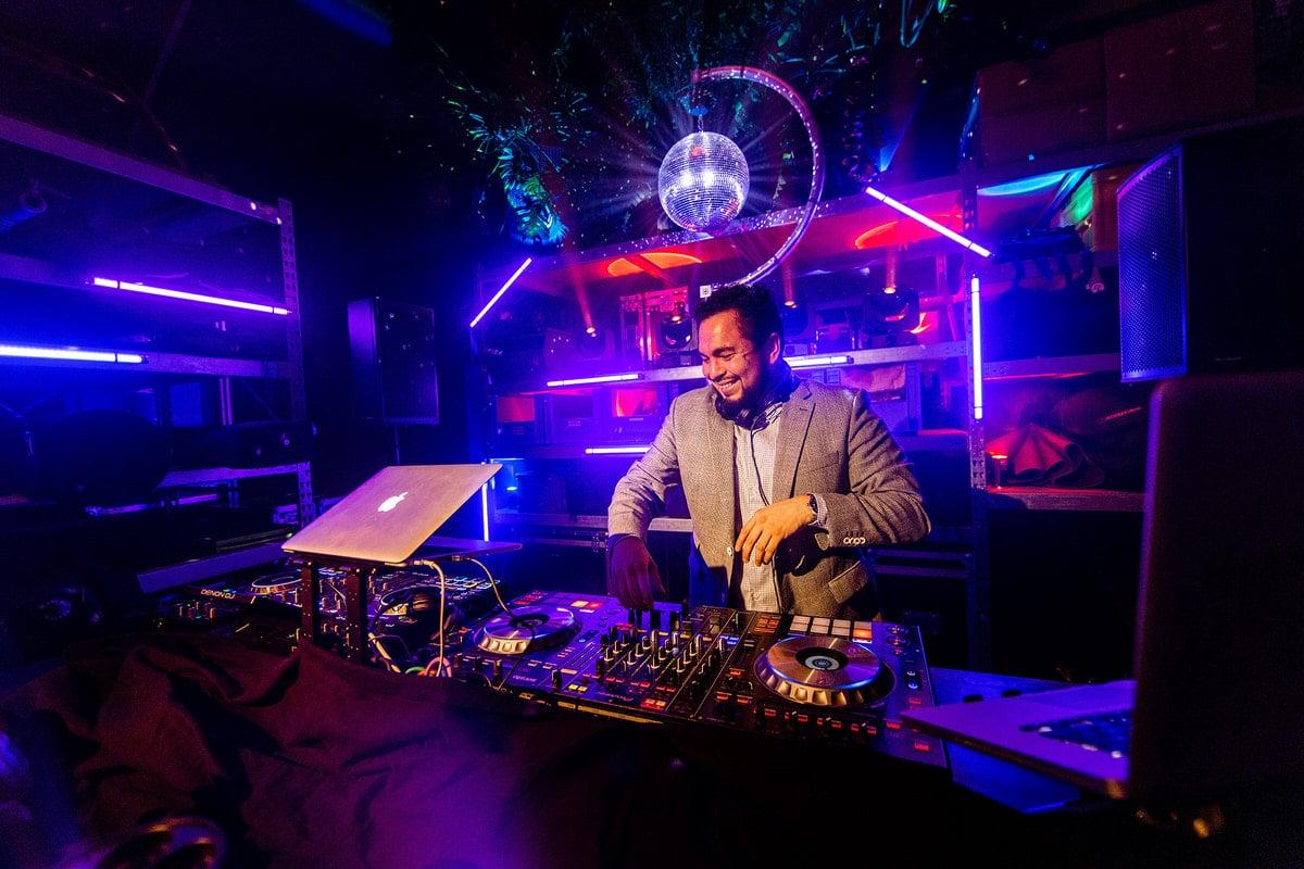Online-Event-DJ-Stream