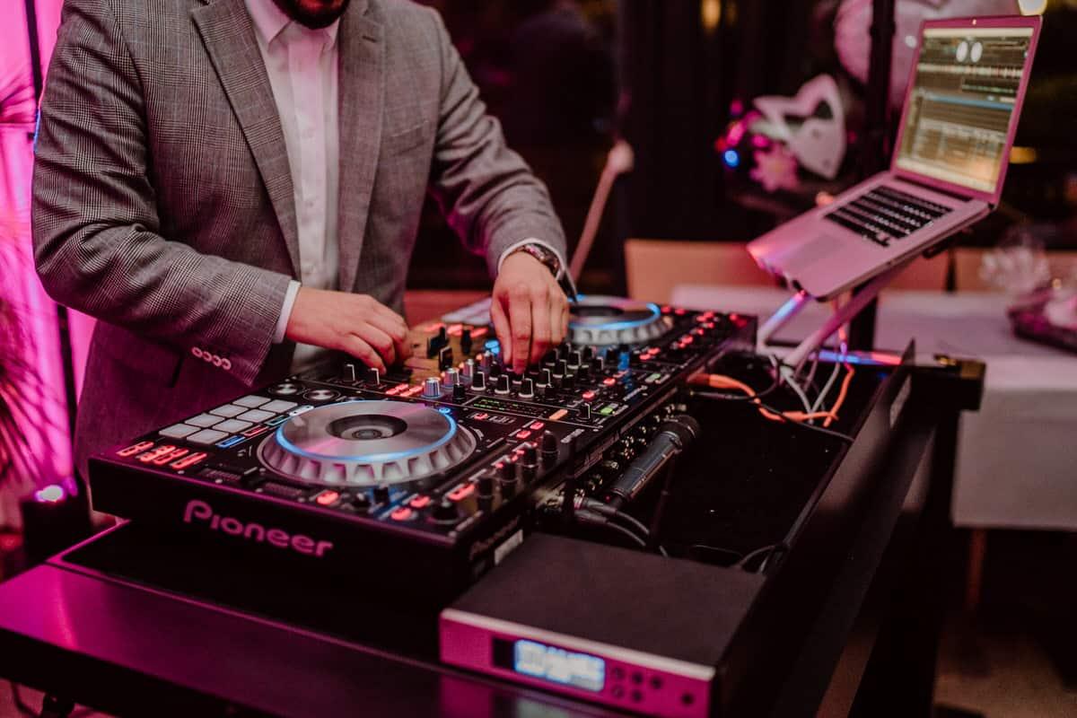 Event-Hochzeits-DJs